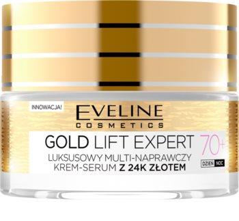 Eveline Cosmetics Gold Lift Expert crème raffermissante à l'or