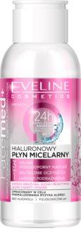 Eveline Cosmetics FaceMed+ čisticí a odličovací micelární voda pro suchou až velmi suchou pleť