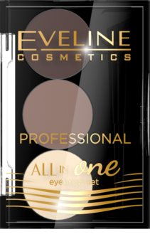Eveline Cosmetics All in One Augenbrauen-Set