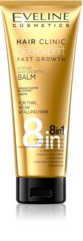 Eveline Cosmetics Oleo Expert balzam za krepitev in rast las