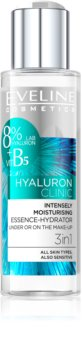 Eveline Cosmetics Hyaluron Clinic Intensely Hydrating Serum 3 in 1