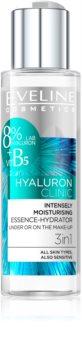 Eveline Cosmetics Hyaluron Clinic intenzivně hydratační sérum 3 v 1