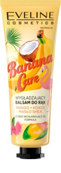 Eveline Cosmetics Banana Care ухаживающий бальзам для рук