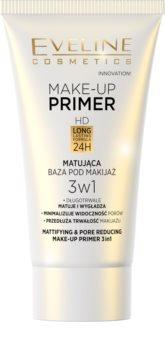 Eveline Cosmetics Primer 3 in 1 mattierender Make-up Primer