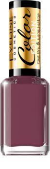 Eveline Cosmetics Color Edition vernis à ongles haute couvrance