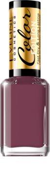 Eveline Cosmetics Color Edition vysoce krycí lak na nehty