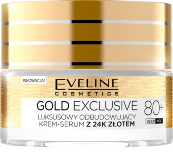 Eveline Cosmetics Gold Exclusive obnovující krém proti stárnutí pleti