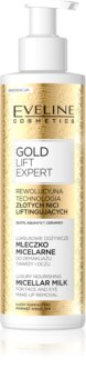 Eveline Cosmetics Gold Lift Expert lait micellaire démaquillant