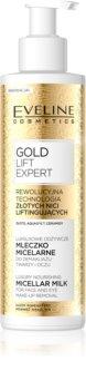 Eveline Cosmetics Gold Lift Expert micelarne mleczko do demakijażu