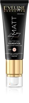 Eveline Cosmetics Matt My Day Long-Lasting Foundation