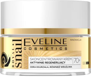 Eveline Cosmetics Royal Snail intenzivně hydratační a rozjasňující péče na den i noc