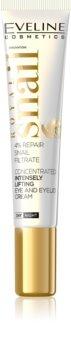 Eveline Cosmetics Royal Snail aktívny omladzujúci krém na očné okolie