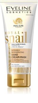 Eveline Cosmetics Royal Snail Genoprettende håndcreme