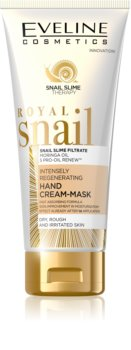 Eveline Cosmetics Royal Snail regeneráló kézkrém