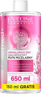 Eveline Cosmetics FaceMed+ čisticí micelární voda