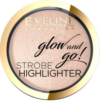 Eveline Cosmetics Glow & Go poudre illuminatrice