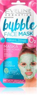 Eveline Cosmetics Bubble Mask maschera in tessuto effetto idratante