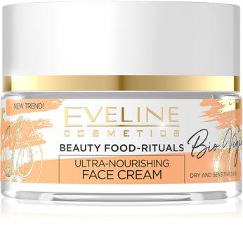 Eveline Cosmetics Bio Vegan intenzíven tápláló krém