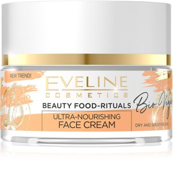 Eveline Cosmetics Bio Vegan krem intensywnie odżywiający