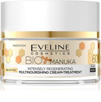 Eveline Cosmetics Bio Manuka intenzivní regenerační krém 60+