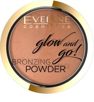 Eveline Cosmetics Glow & Go poudre bronzante