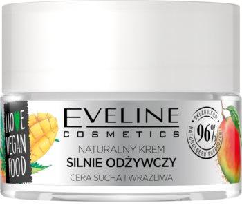 Eveline Cosmetics I Love Vegan Food zvláčňující krém na obličej na den i noc