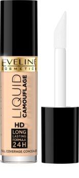 Eveline Cosmetics Liquid Camouflage Korrektor mit hoher Deckkraft für einen langanhaltenden Effekt