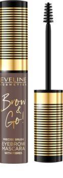 Eveline Cosmetics Brow & Go! Mascara für die Augenbrauen