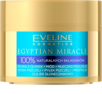 Eveline Cosmetics Egyptian Miracle Moisturizing and Nourishing Cream for Face, Body and Hair