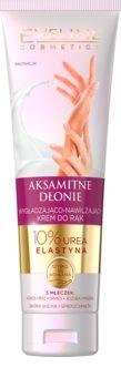 Eveline Cosmetics Silky Hands Handcreme für trockene und beanspruchte Haut