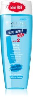 Eveline Cosmetics Pure Control lotion tonique douce