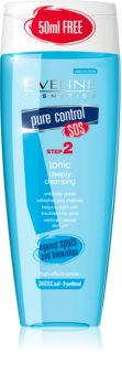 Eveline Cosmetics Pure Control oczyszczający tonik