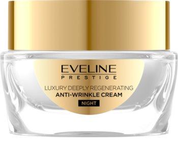 Eveline Cosmetics 24K Snail & Caviar protivráskový noční krém se šnečím extraktem