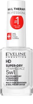 Eveline Cosmetics SUPER-DRY быстросохнущий лак для ногтей с укрепляющим эффектом