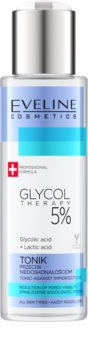 Eveline Cosmetics Glycol Therapy Cleansing Tonic to Treat Skin Imperfections