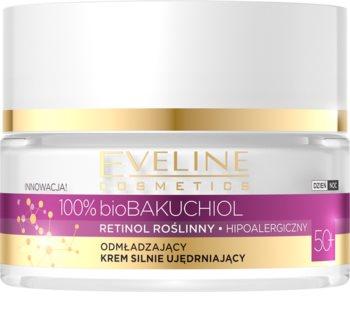 Eveline Cosmetics Bio Bakuchiol crème jour et nuit anti-rides 50+