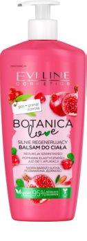 Eveline Cosmetics Botanic Love regenerierender Balsam für den Körper