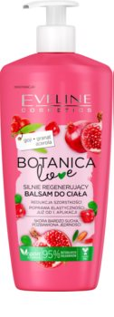 Eveline Cosmetics Botanic Love восстанавливающий бальзам для тела