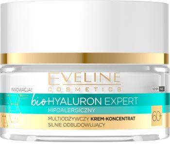 Eveline Cosmetics Bio Hyaluron vyživující liftingový krém 60+