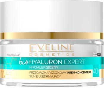 Eveline Cosmetics Bio Hyaluron zpevňující krém proti vráskám