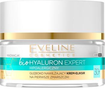 Eveline Cosmetics Bio Hyaluron hloubkově hydratační krém 30+