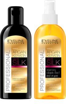Eveline Cosmetics Professional szett az erős és fénylő hajért