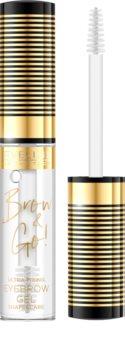 Eveline Cosmetics Brow & Go! fixační gel na obočí