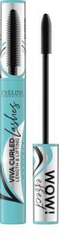 Eveline Cosmetics Viva Lashes Curled prodlužující řasenka pro plné řasy