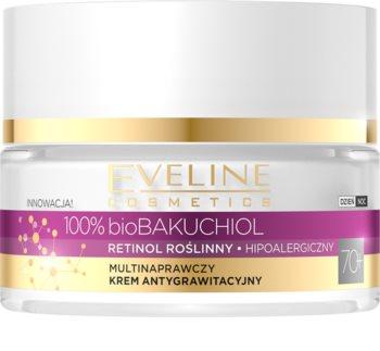 Eveline Cosmetics Bio Bakuchiol multikorekční krém proti známkám stárnutí 70+