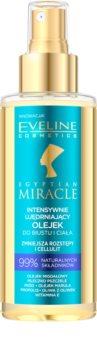 Eveline Cosmetics Egyptian Miracle óleo reafirmante para corpo e busto