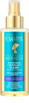 Eveline Cosmetics Egyptian Miracle Straffendes Körper- und Brustöl