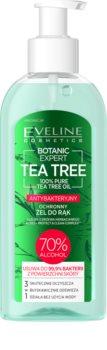 Eveline Cosmetics Botanic Expert gel de limpeza para as mãos com ingrediente antibacteriana