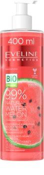 Eveline Cosmetics Bio Organic Natural Watermelon gel hidratante intenso para pele muito seca