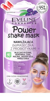 Eveline Cosmetics Power Shake Hydrating Mask with Probiotics